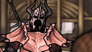 The Senile Scribbles: Skyrim Parody - Part 7