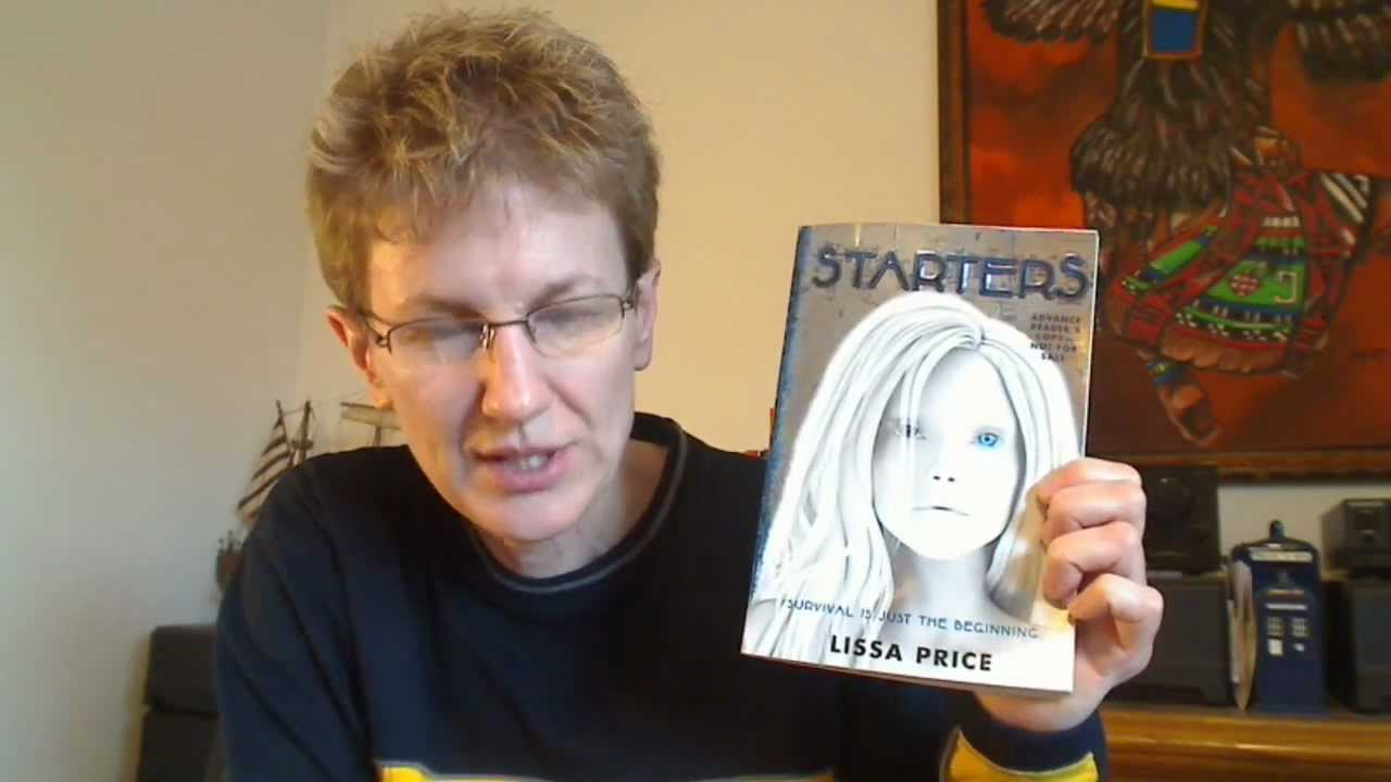Starters / Book Review - YouTube