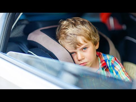Dr. Oz's 3 Tips For Preventing Motion Sickness While Traveling In a Car