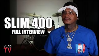 Slim 400 on Joining Tree Top Pirus, Getting Shot 9 Times on His Block (Full Interview)
