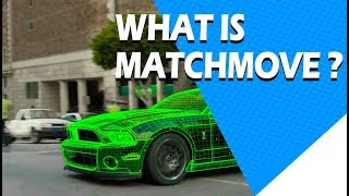 What is Matchmoving How to do matchmove in VFX or animation CGI Matchmoving Softwares