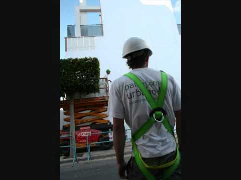 Jardines verticales de paisajismo urbano 2010 un a o de - Paisajismo urbano ...