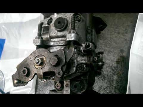 Volkswagen 2.4 dizel  плахой пуск  черный дым повышенный расход топлива!!!! Часть первая!