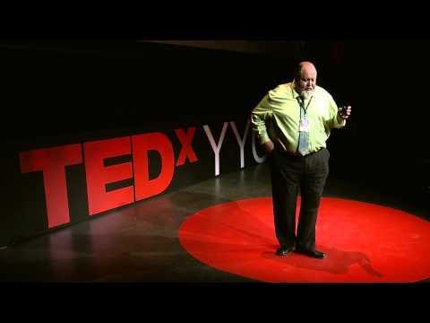 Faith, hope & love...  Nate Phelps  TEDxYYC