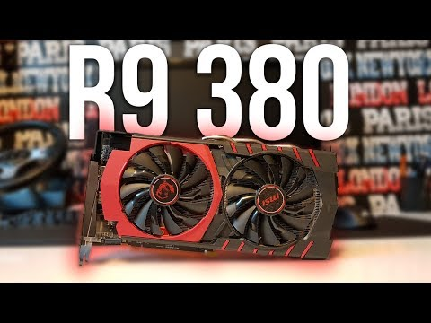 AMD Graphics Card from 2015  - Can it Still Game? (AMD R9 380)