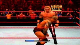 Smackdown vs RAW 2011 | Hell in a Cell 2011 Part 1