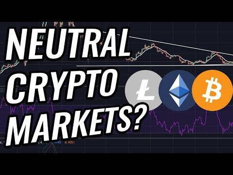 Have Bitcoin & Crypto Markets Become Completely Neutral? BTC, ETH, BCH, LTC & Cryptocurrency News!