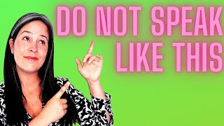 English Conversation Exercise - American English Pronunciation