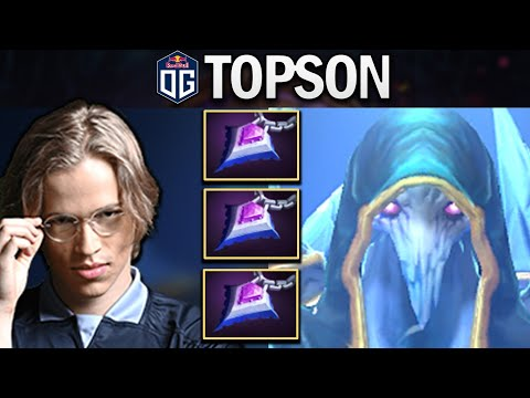 OG.TOPSON ANCIENT APPARITION - PRO MIDLANE - DOTA 2 7.26 GAMEPLAY from YouTube · Duration:  27 minutes