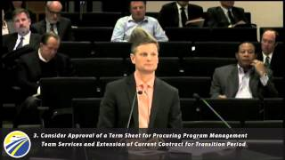California High-Speed Rail Authority Board Meeting 2014-11-18
