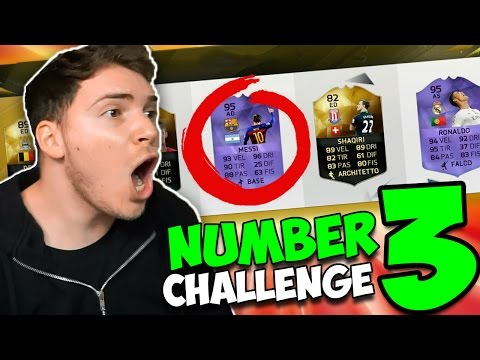 ONLY NUMBER 3 DRAFT CHALLENGE!!
