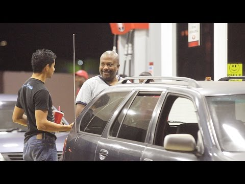 Paying for People's Gas in Trinidad