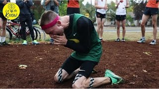 After This Runner With Cerebral Palsy Finished A Race, Some Staggering News Reduced Him To Tears