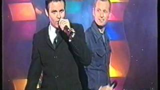 Paul McDermott and Mark Trevorrow - Cracklin