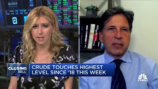 Spike in oil prices will be transitory: Energy expert Tom Kloza