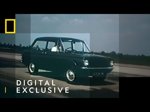 A Brief History of the Hillman Imp  | Car S.O.S | National Geographic UK