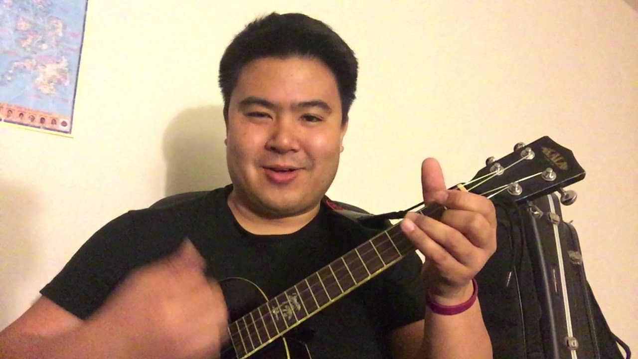 Heatwave Always And Forever Ukulele Cover Chords In Description