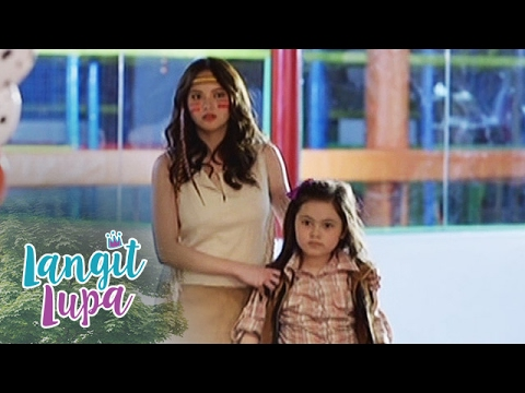 Langit Lupa: Princess' unexpected visitors...