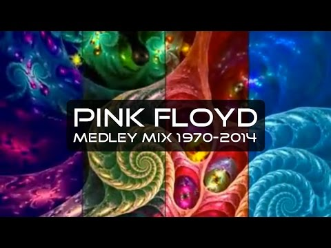 Pink Floyd - Medley Mix & Visualization