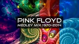 Pink Floyd - Visual Medley Mix Experience (Nufonic) thumbnail