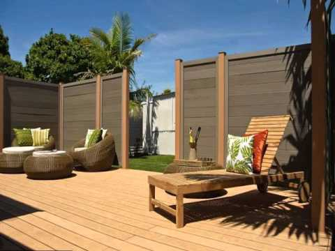 Horizontal Slatted Fence Panels Est Supplier