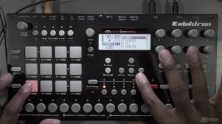 Elektron 106: RYTM: Perform and Produce - 3. Analog Drum Synth Engines