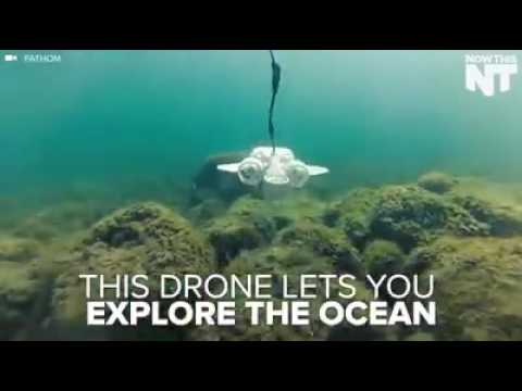 Underwater Drones!