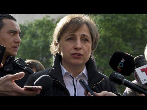 Aristegui rompe el silencio en Conclusiones