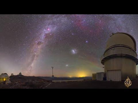 ناسا تشيّد أكبر تلسكوب فضائي في العالم  - نشر قبل 17 ساعة