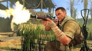 PS4 - Sniper Elite 3 Launch Trailer
