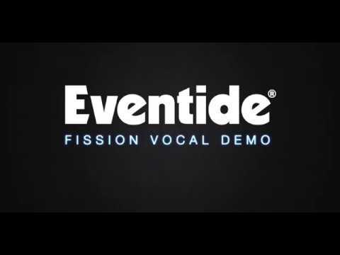 Fission Plug-in Vocal Demo