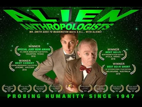 Alien Anthropologists trailer 1B