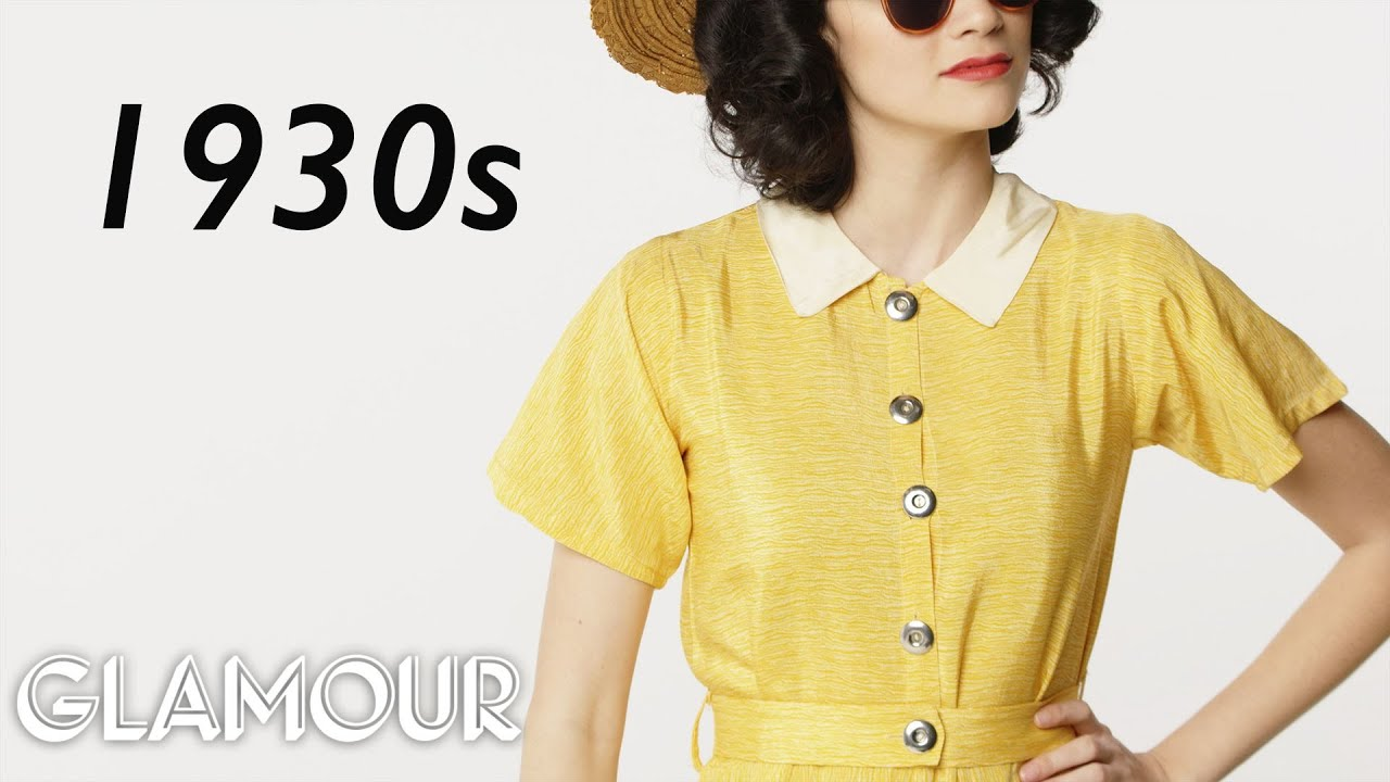 100 Years of Shirts | Glamour