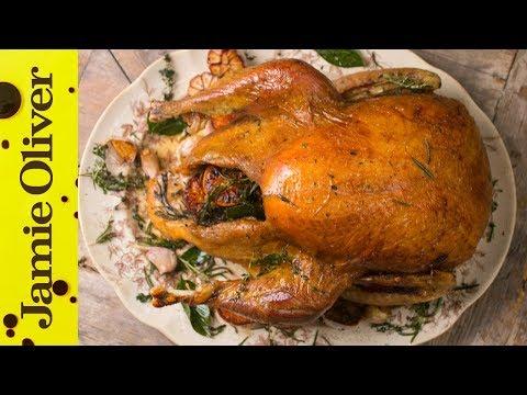 Fail-Safe Roast Turkey | Jamie Oliver
