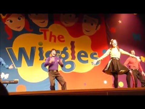The Wiggles - Wiggle Town Tour - 14th May, 2016 - Canberra 10:30AM Show (Part One)