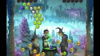 Bubble Witch Saga Level 95