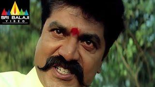 Bunny movie prakash raj killing sharath kumar scene | allu arjun, gouri mumjal | sri balaji video