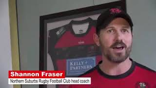 Shute Shield 2018 | Round 4 Preview w Norths Rugby Shannon Fraser