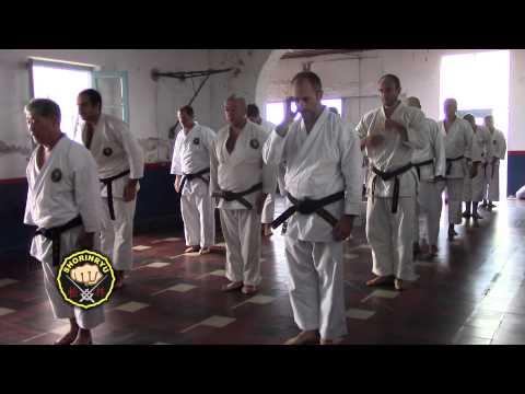 SHORIN-RYU MATSUBAYASHI PRACTICA FRAY BENTOS