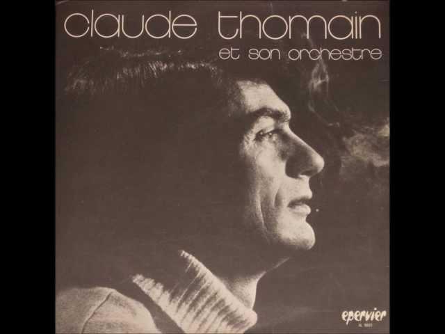 Claude Thomain - Un Soir de Blanco