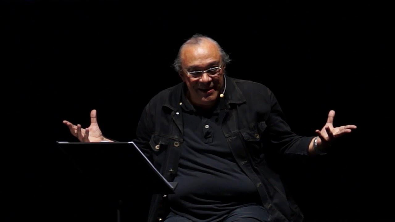"""""""Luiz, Câmera, Ação!"""", uma aula-espetáculo de Ricardo Guilherme"""
