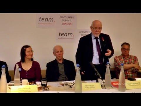 EU Counter Summit London - Q & A Session1
