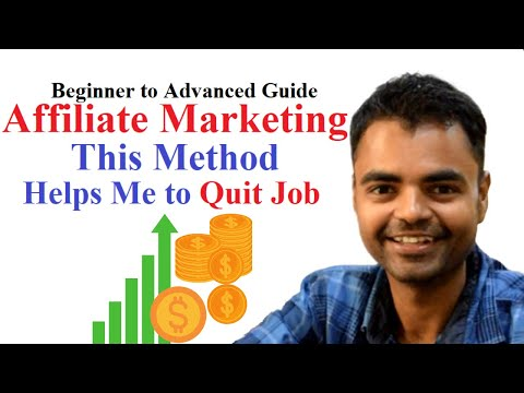 What is Affiliate Marketing in Hindi, Step by Step Guide for Beginner to Start Affiliate Marketing