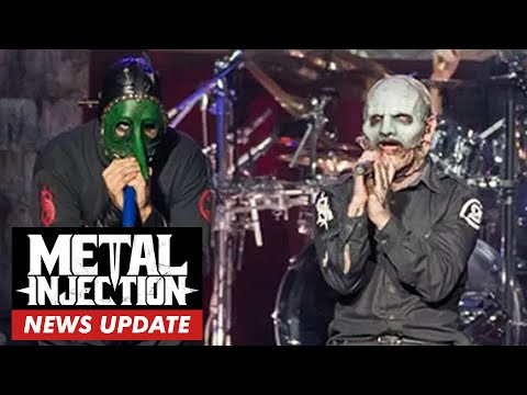 Corey Says All Slipknot Members Paid The Same; Chris Fehn Legal Update | Metal Injection