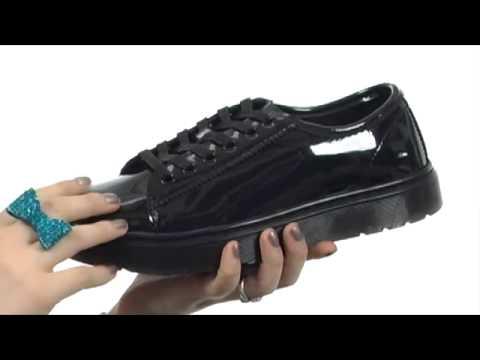 dr martens lyric spin lace shoe patent