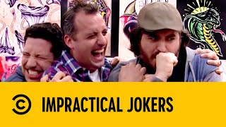 The Most Hilarious Punishments | Impractical Jokers