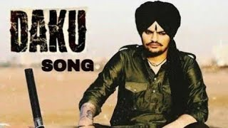 Kende Dakua Di puja karda By Sidhu Moose wala new punjabi song . Daku new punjabi song