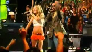 Black Eyed Peas - Hey Mama  live @ PEPSI Smash