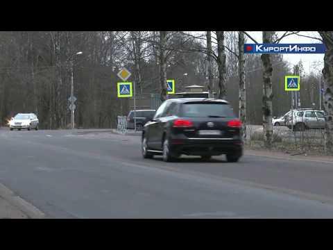 Улица Мира в Зеленогорске получит новый пункт для остановки городского общественного транспорта