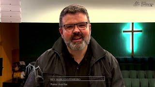 DEUS QUE FAZ MARAVILHAS - Reverendo Marcelo Pinheiro - Diário Pastor - Salmo 40:1-3 - 20/10/2021